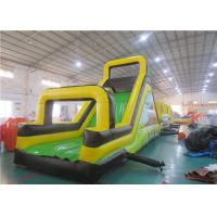 Buy cheap Children Inflatable Rock Climbing Wall, Inflatable Obstacles Challenge Games from wholesalers