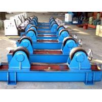 Buy cheap Boiler Rubber Welding Turning Rolls For Tank / Steel Pipe Welding Rotator from wholesalers