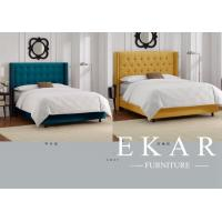 Bedroom design modern bed china king size bed dimensions sz rc07 of ekar furn - Lit king size 180x200 ...