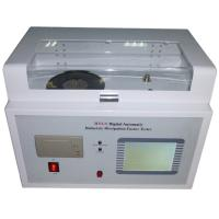 Buy cheap Digital Automatic Transformer Oil Testing Equipment With Most Advanced Heating Mode from wholesalers