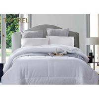 Buy cheap 600TC 100% Cotton 5 Star Hotel Quality Bed Linen Luxury For Hilton from wholesalers