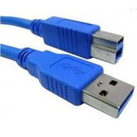 Buy cheap 3.0 USB Cable AM BM Printer USB Cable High Speed 480Mbps AWG22 from wholesalers