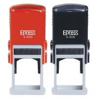 Buy cheap Epress Red Automatic Date Stamp Round 30mm from wholesalers