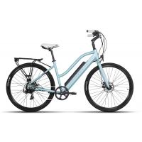 Buy cheap City Electric pedal assisted bike 36V 13AH 468W Samsung Cells 5 Assist Modes from wholesalers