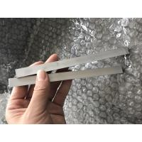 Buy cheap High Transverse Rupture Strength Tantung G TTG 25 Wearing Bars Silver And Grey Color from wholesalers