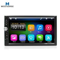 Buy cheap 7 Inch 2 Din Car Stereo Touch Screen Auto Audio Bluetooth 1080P FM Radio from wholesalers