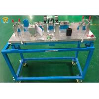 Buy cheap Stamping Parts Sheet Metal Fixtures , Customized Checking Fixture ISO 9001 2008 from wholesalers
