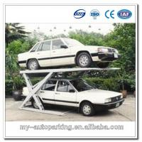 Buy cheap Scissor Lift for Car Parking/ Hydraulic Used Car Scissor Lift for Sale from wholesalers