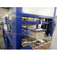 Buy cheap Plastic Film Heat Shrink Wrap Machine , Shrink Label Machine 700mm Max Sealing Size from wholesalers