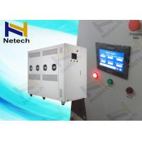 Buy cheap Ozone Generator PLC Control In Cooling Tower Water Disinfection Sterilization from wholesalers