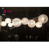 Buy cheap Durable Custom Inflatable Products / Inflatable Lantern With Led Lighting , 1.2m Diameter from wholesalers