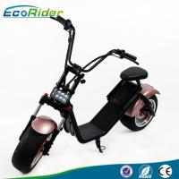 Buy cheap 1200 W Electric Harley Scooters , Citycoco 2 Wheel Balance Scooter Battery Removable product