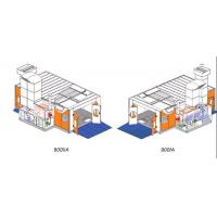 Buy cheap ZD-701-C900 SERIES SPRAY BOOTHS CONFIGURATION from wholesalers