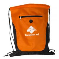 Buy cheap Fashion Polyester Drawstring Bag for Teens-HAD14010 product