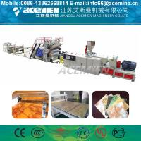Buy cheap Stone Artificial Marble Making Machine For Wall Decoration Sheet Profile from wholesalers