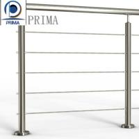Buy cheap Hot sales 304/316 Stainless steel balcony cable/wire railing from wholesalers