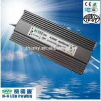 Buy cheap IP67 12v 24v 36v 48v waterproof constant voltage led driver 100W 200W 300W product