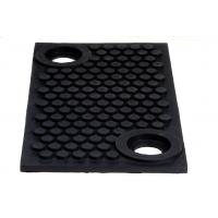 Buy cheap Excellent flexibility Anti Vibration Isolation Bearings rubber pads from wholesalers