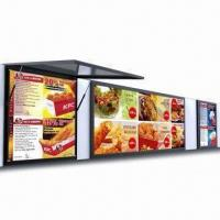Buy cheap Superthin LED Light Box, Used for Fast Food Restaurant Menu Board from wholesalers