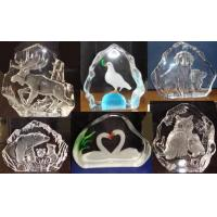 Buy cheap Crystal Crafts--Deep  Sculpture from wholesalers