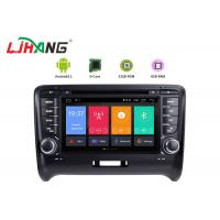Buy cheap Android 8.1system Audi Dvd Player , Ublox 6 Android Car Dvd Player Gps Navigation from wholesalers