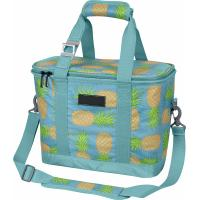 Buy cheap 30 Cans Insulated Beach Bag Cooler , 20 Liter Handbag Cooler Bag With Shoulder Strap from wholesalers