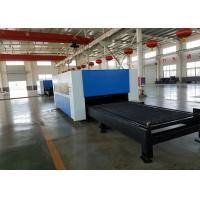 Buy cheap Durable CNC Fiber Laser Cutting Machine Industrial Laser Cutter With Perfect Cooling System from wholesalers