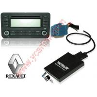 Buy cheap Renault 98-2008 VDO USB SD AUX MP3 Interface Adapter (Car Digital CD Changer Emulator) from wholesalers