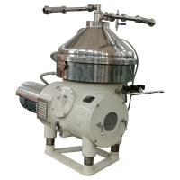 Buy cheap Centrifugal Dairy Cream Separator , Compact Butter Separator Machine product