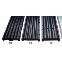 Buy cheap BQ NQ HQ PQStrong temperature resisting with high intensity  Plastic Drilling Core Tray from wholesalers