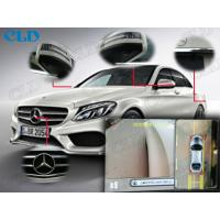 Buy cheap Wide Angle Dvr Car Parking Cameras System High Resolution Ccd Waterproof for Benz C product