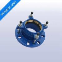 Buy cheap Restraint Flange Adaptor for HDPE Pipe from wholesalers