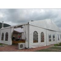 Buy cheap Soundproof 10x30 Party Tent High Reinforced Aluminum Outdoor Wedding Tents from wholesalers