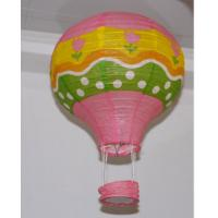 Buy cheap chinesee hot air balloon biodegradable sky flying paper lantern from wholesalers