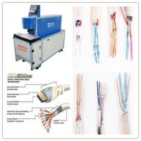 Buy cheap Wire Stripping Machine Moving Distance Adjustable, laser stripping machine from wholesalers