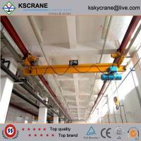 Buy cheap Metal Industry Under Hanging Overhead Crane from wholesalers