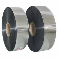 Buy cheap Al-Zn Metallized Polypropylene Film (High Temperature Grade) from wholesalers