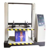 Buy cheap Electronic Carton Compression Package Testing Equipment 0.01 KG Accuracy product
