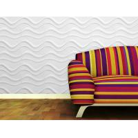 Buy cheap Commercial Exterior Decorative Modern 3D Wall Panels High Toughness Wall Decals product