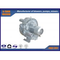 Buy cheap 7.5KW Side Channel Blower , gas ring type compressor , aluminum alloy vacuum pump from wholesalers