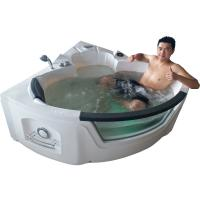 Buy cheap TOP SELLER JACUZZI BATHTUB SWG-1809 HOT WHIRLPOOL TUB CHINA BATHTUB MANUFACTURER from wholesalers