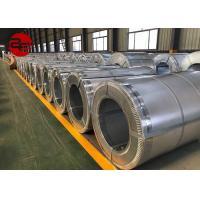 SGCC Raw Material Galvanized Sheet Metal Rolls Thickness 0.2mm - 2mm