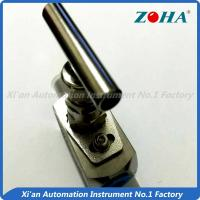 Buy cheap Steel 16Mn Pressure Gauge Spare Parts Valve For Manometer 70MPa PN from wholesalers