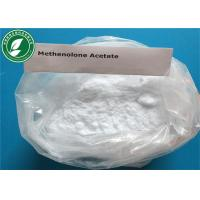 Buy cheap Lab Supply Steroid Powder Methenolone Acetate CAS 434-05-9 with 100% Pass Customs from wholesalers