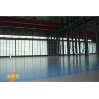 Buy cheap Germany technique automatic 50mm thick GRP panel aircraft hangar sliding door from wholesalers