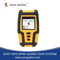 Buy cheap Z-6900 GPS Tracking GPRS Real Time Guard Patrol System Online Patrol Staff Tracking from wholesalers