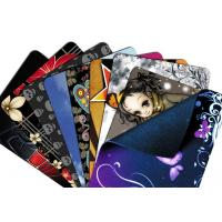 Buy cheap Thick custom printed Cloth Mouse Pad with Natural Rubber foam Silk - screen from wholesalers