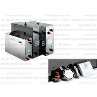 Buy cheap 22.5kw Electric Steam Bath Generator for steam room / steam bath product