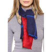 Buy cheap New coming Maxied Abstract Print fashionable scarf from wholesalers