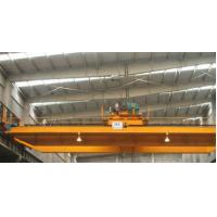 Buy cheap Heavy Duty Double Girder Overhead Gantry Crane 43kg/m , Adjustable Gantry Crane from wholesalers
